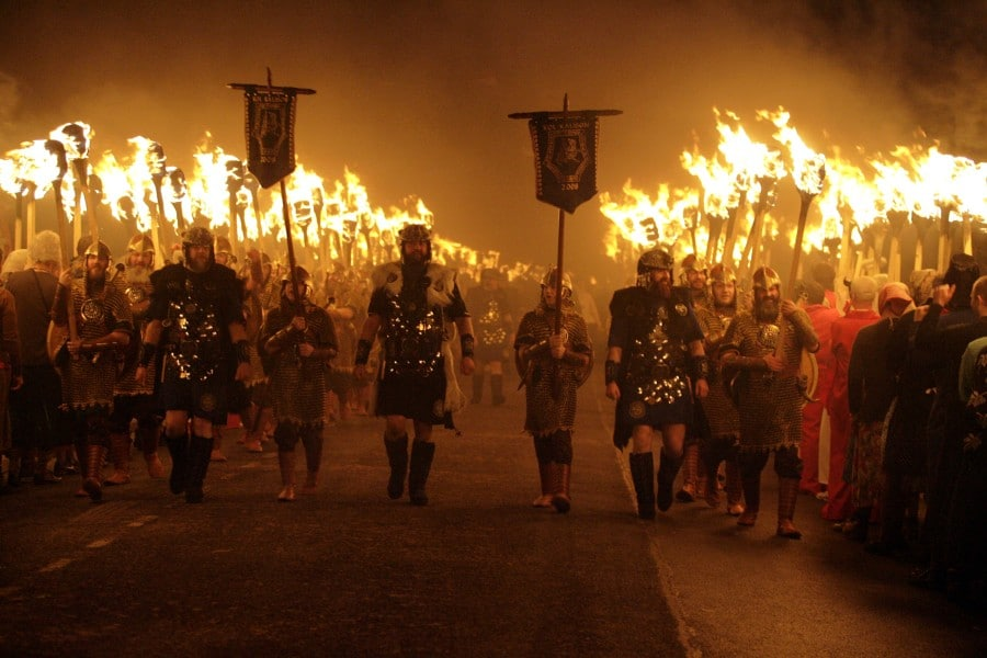 Copyright: Up Helly Aa