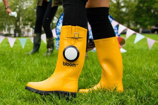 festival gadgets bloomboots